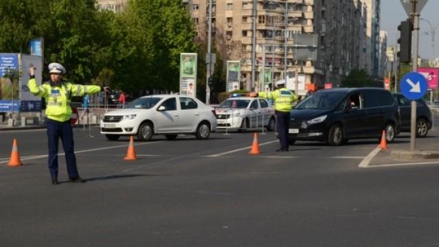 Restricții de circulație în week-end în Capitală. Ce străzi vor fi închise