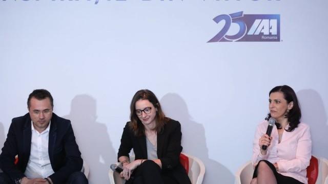 Lucia Antal, despre viitorul televiziunii și cum Școala de Media este o soluție pentru tânăra generație - Imaginea 2