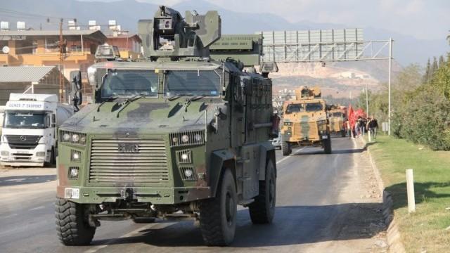 """LIVE TEXT. Turcia a început Operațiunea """"Izvorul Păcii"""" în Siria: cel puțin 8 morți. Amenințarea lui Trump - Imaginea 8"""