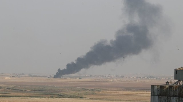 """LIVE TEXT. Turcia a început Operațiunea """"Izvorul Păcii"""" în Siria: cel puțin 8 morți. Amenințarea lui Trump - Imaginea 17"""