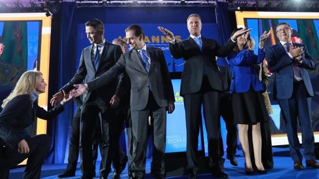 """Iohannis: """"Îmi doresc foarte mult ca moțiunea să fie încununată de succes"""" - Imaginea 1"""