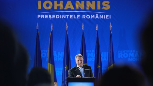 """Iohannis: """"Îmi doresc foarte mult ca moțiunea să fie încununată de succes"""" - Imaginea 5"""