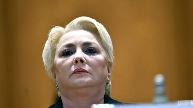 Viorica Dăncilă a explicat de ce nu i-a predat personal mandatul lui Ludovic Orban