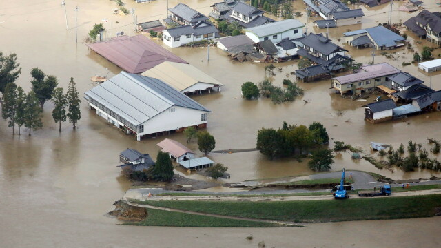 Japonia, sub ameninţarea super-taifunului Hagibis. Sunt deja 19 morţi şi mii de case afectate - Imaginea 2