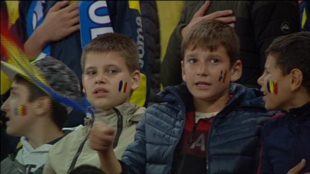Moment emoționant pe Arena Națională. Aproape 30.000 de copii au cântat imnul - Imaginea 6