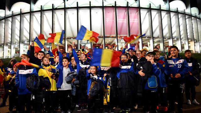 Presa norvegiană, despre atmosfera creată de copii la meciul cu România: