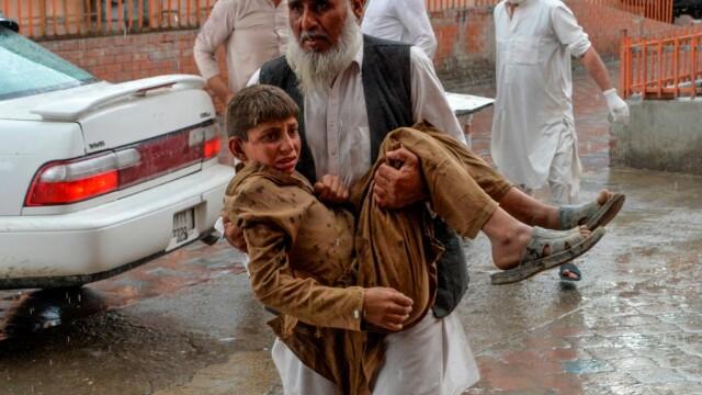 Masacru într-o moschee. Peste 60 de oameni au fost uciși în timp ce se rugau - Imaginea 1