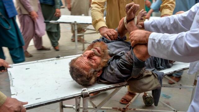 Masacru într-o moschee. Peste 60 de oameni au fost uciși în timp ce se rugau - Imaginea 2