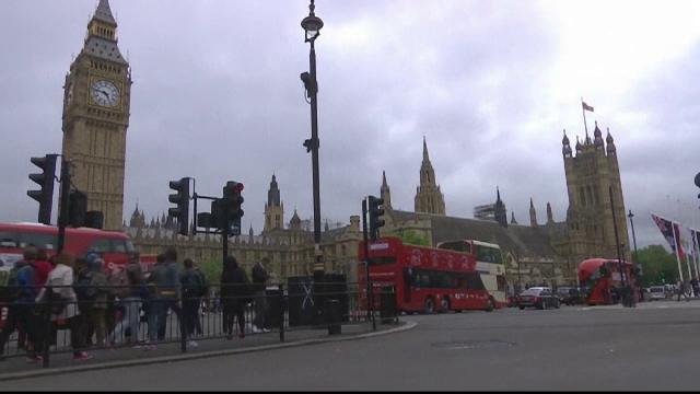 Manifestație masivă în Londra. Votul asupra acordului de retragere a fost amânat - Imaginea 2