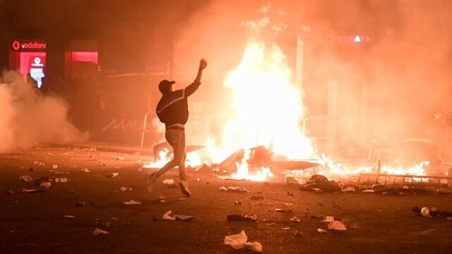 În Catalonia au avut loc cele mai violente proteste din ultimul deceniu: peste 200 de răniți - Imaginea 10