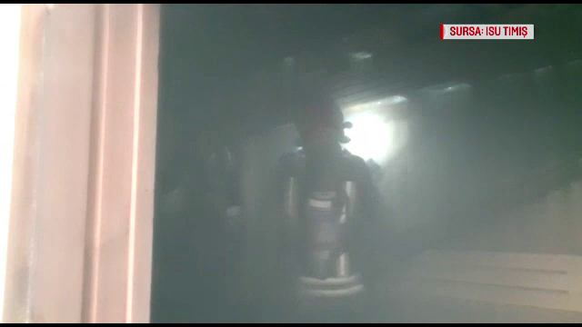Incendiu puternic la o sală de sport din Timișoara. De la ce a izbucnit focul - Imaginea 3