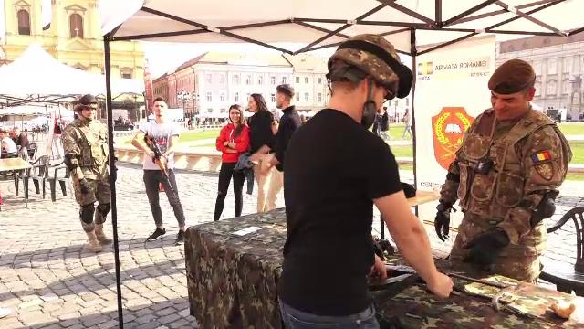 Ziua funcționarilor, sărbătorită printr-o adevărată desfășurare de forțe la Timișoara - Imaginea 3