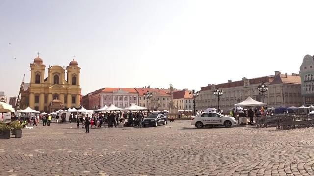 Ziua funcționarilor, sărbătorită printr-o adevărată desfășurare de forțe la Timișoara - Imaginea 4