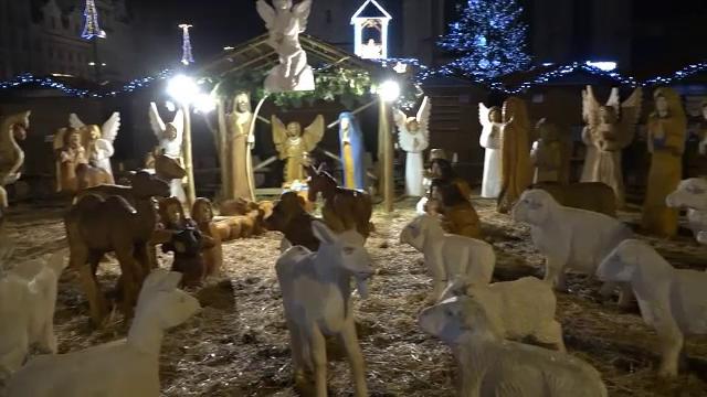 În Cehia s-a dat startul târgurilor de Crăciun. Cum sunt atrași vizitatorii - Imaginea 4