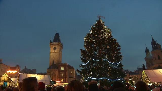 În Cehia s-a dat startul târgurilor de Crăciun. Cum sunt atrași vizitatorii - Imaginea 5