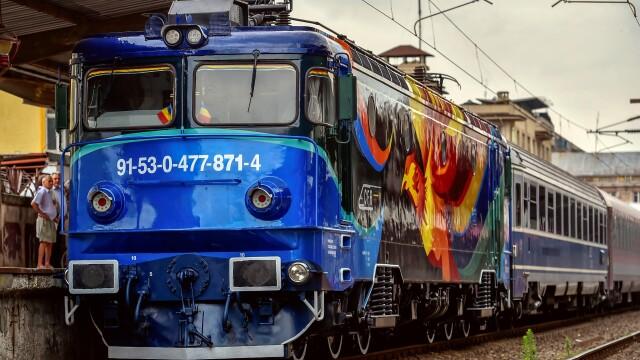 CFR a pus în funcțiune 166 km de cale ferată în 2019. Ce planuri sunt pentru anul 2020