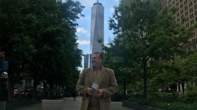 Cine este John Ion Banu, românul cu nume de american care vrea să fie președinte - Imaginea 2