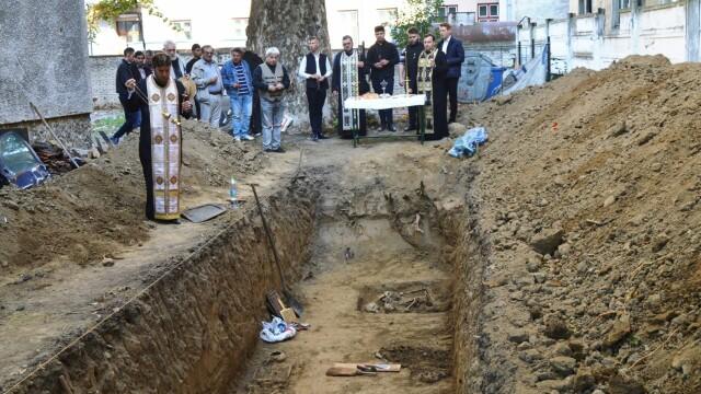 Morminte ale victimelor Securității, descoperite în Caransebeș. Ce s-a găsit la două dintre ele - Imaginea 4