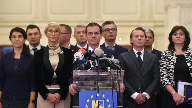 Miniștrii lui Orban, audiați în Parlament. Două propuneri au primit avize negative