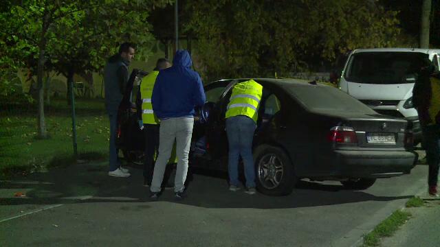 Traficanți de droguri din Pitești, prinși cu focuri de armă, la marginea Capitalei - Imaginea 3