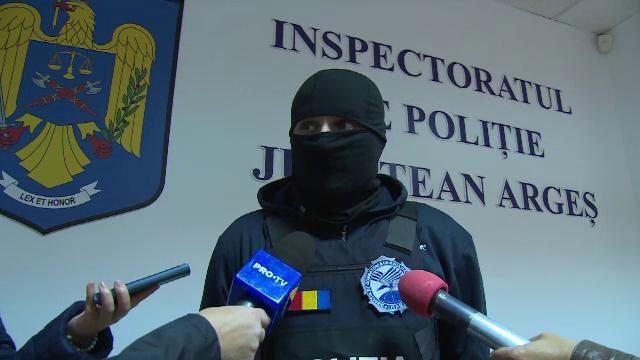 Traficanți de droguri din Pitești, prinși cu focuri de armă, la marginea Capitalei - Imaginea 5