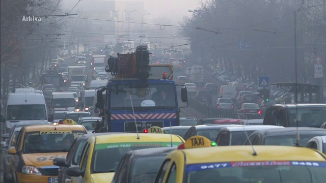 Poluarea sufocă România. În ce orașe sunt cele mai mari cantități de praf - Imaginea 1