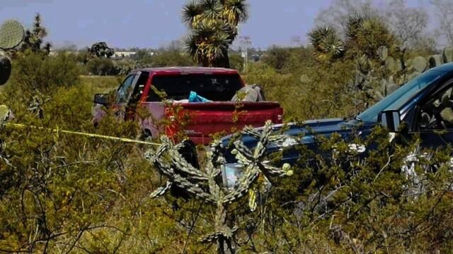 Descoperire macabră în Mexic. 12 cadavre au fost găsite abandonate în două camionete