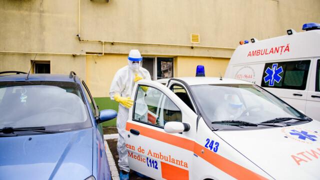 Cele mai multe cazuri de Covid-19 din ultimele 24h, în București și Iași
