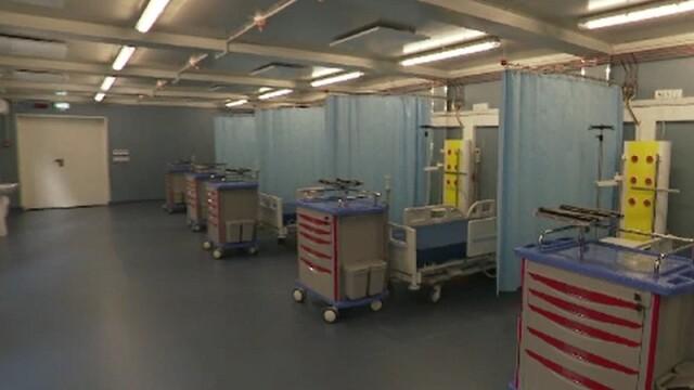 Un medic de la spitalul Bagdasar din Capitală, infectat cu Covid-19, a murit