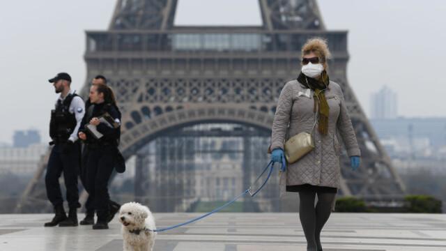 Lovite grav de valul doi al pandemiei, Spania şi Franţa se reîntorc la carantină