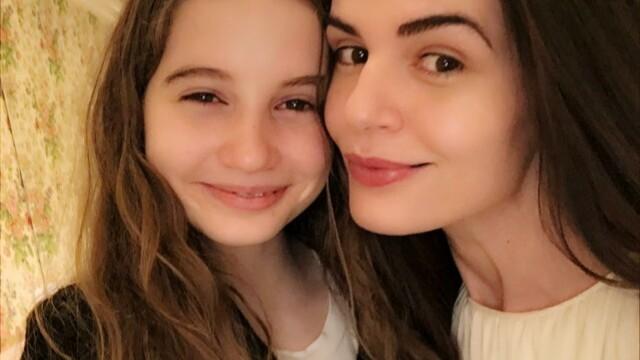 Irinel Columbeanu duce dorul fiicei lui! Irina stă de 2 ani în SUA, cu mama ei. FOTO - Imaginea 3