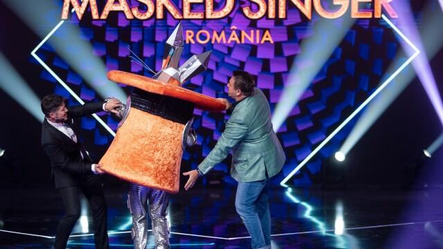 Cine a părăsit show-ul Masked Singer România! S-a ascuns sub masca Iepurelui - Imaginea 1