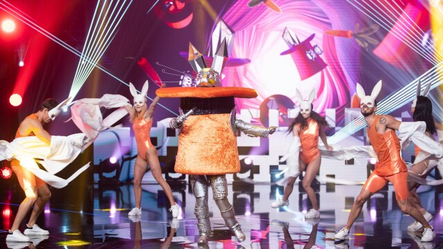 Cine a părăsit show-ul Masked Singer România! S-a ascuns sub masca Iepurelui - Imaginea 4