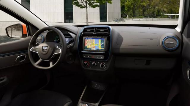 Dacia Spring, primul model 100% electric, FOTO și VIDEO. Noi detalii tehnice - Imaginea 2