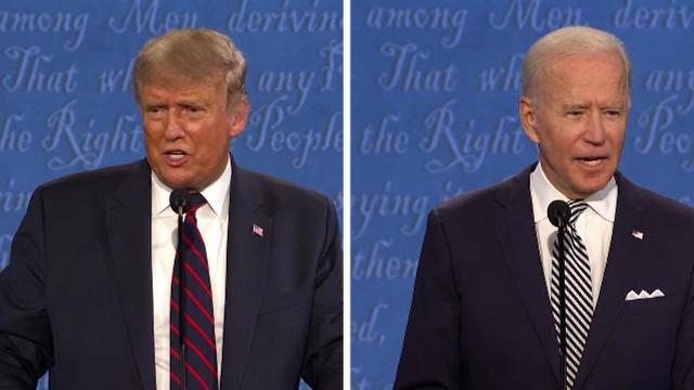 Alegeri SUA 2020, ultima dezbatere Trump-Biden. Decizia radicală luată după haosul din primul duel