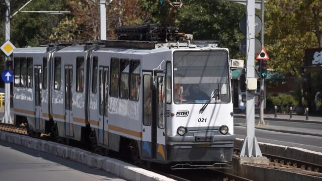 Linia de tramvai 41, suspendată timp de cinci zile. Ce măsură alternativă au bucureștenii