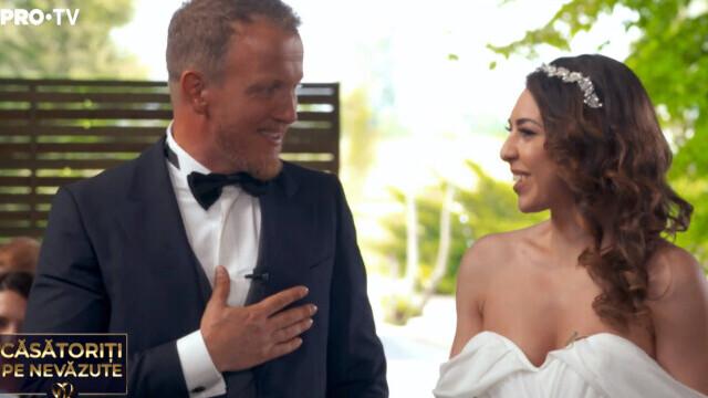 """""""Căsătoriți pe nevăzute"""". Miresei i s-a făcut rău după ceremonie: """"Sunt debusolată"""" - Imaginea 4"""