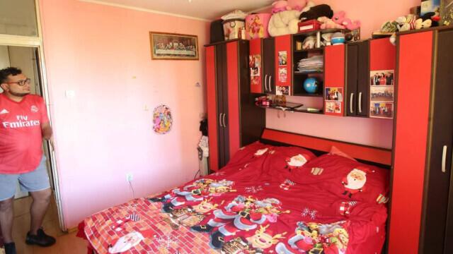 """""""Visuri la cheie"""". Cum arată locuința renovată a lui Florin și familiei sale. VIDEO - Imaginea 3"""