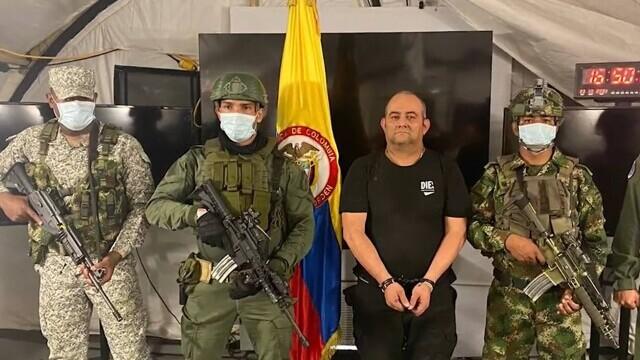 otoniel, traficant, droguri, columbia