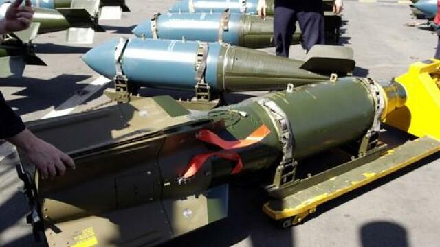 Georgia recunoaste utilizarea bombelor cu submunitii in Osetia