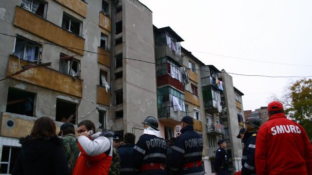 Cluj: un batran de 78 de ani a supravietuit unei explozii violente