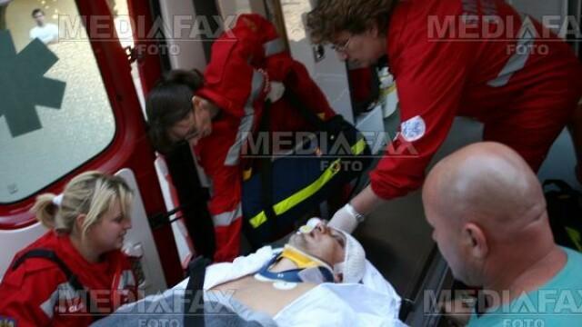 Toni Dobos, in stare grava dupa un accident rutier