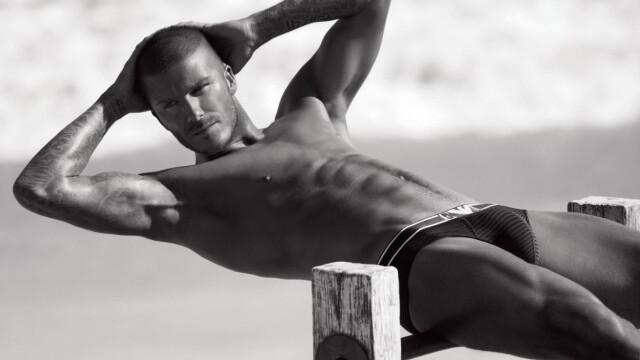 Bataie in pat pe David Beckham. Pariu pe 30.000 de dolari! - Imaginea 10