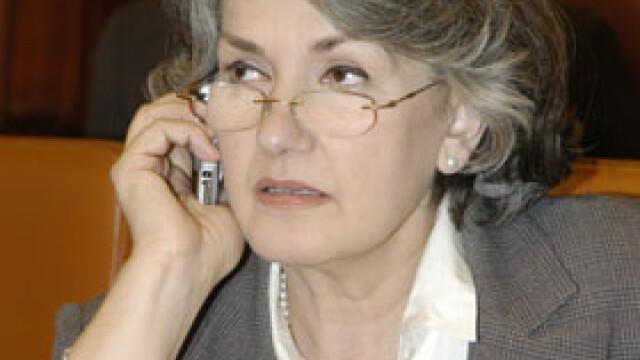 Mona Musca, urmarita penal pentru fals in declaratii