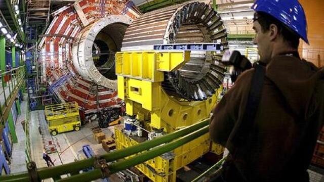 Ipoteza incredibila! Acceleratorul de particule, sabotat....\