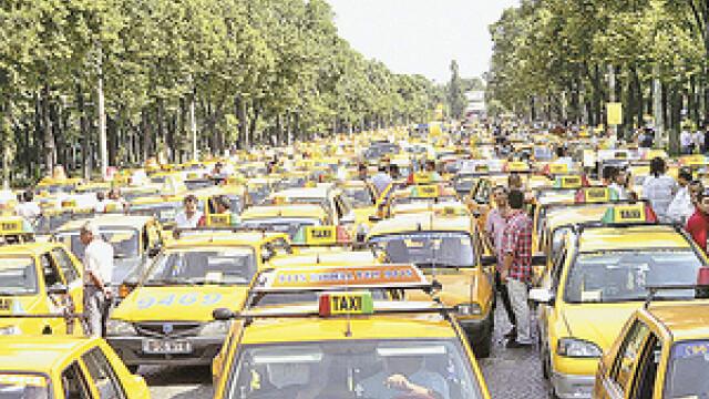 Lipsa de bun simt a taximetristilor, amendata de politistii de la rutiera