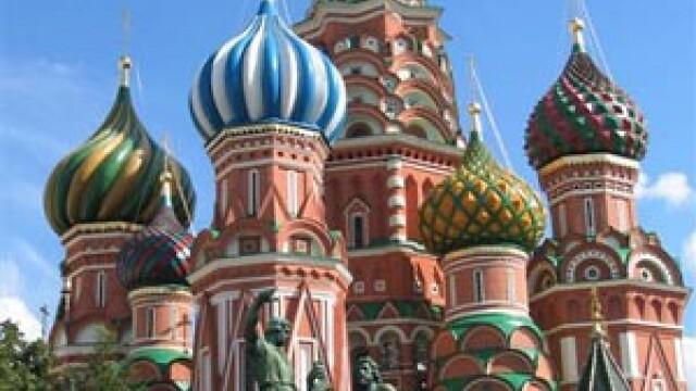 Reclama care a provocat 500 de accidente intr-o singura zi, in Moscova. Imaginea de la care barbatii nu si-au putut lua ochii