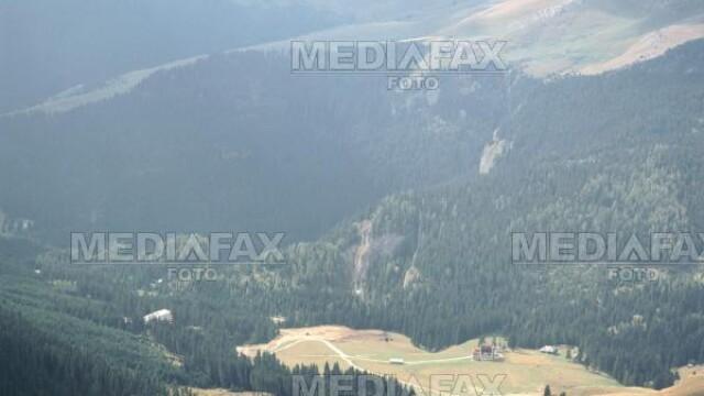 Frigul a pus stapanire pe statiunile montane
