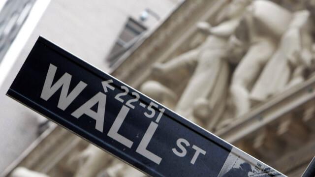 Bursa de la New York in cadere libera