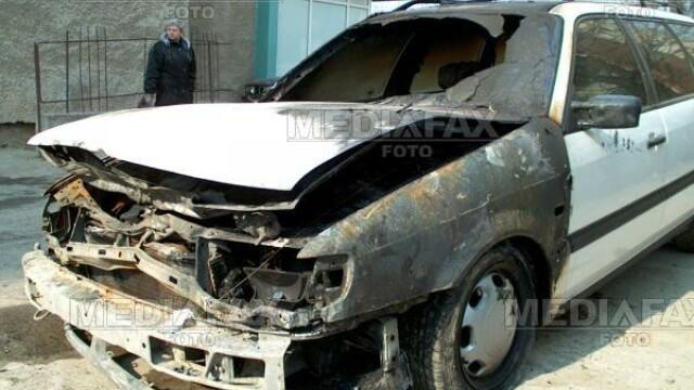 Atac in stil mafiot in Bucuresti